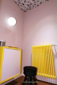 MYSSAGE Spa Massageraum - Früchte. - www.myssage.de  #spainterior #interior #inneneinrichtung #spa