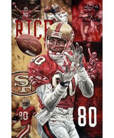 """""""The Pinnacle"""" - Jerry Rice"""