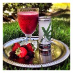 Berries & XS Energy + Burn. http://www.amway.at/user/maurermarco