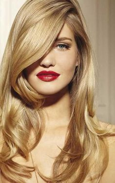 25 Side Bangs for Extended Hair | Long Hairstyles