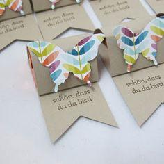 Schmetterlings-Goodie