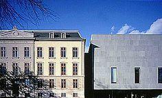 CentrePasquArt Centre d'art | Architecture