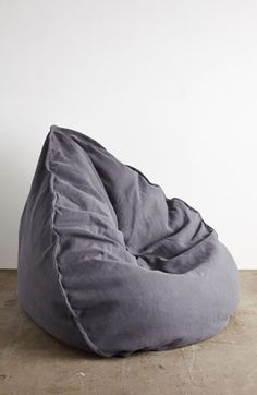 Many people often tend to select to hang around in the house to relax. Bean bag chairs are able to hug customers snugly with the comfort supplied at a moment such as this. Small Bean Bags, Small Bean Bag Chairs, Kids Bean Bags, Bean Bag Pattern, Diy Bean Bag, Sitting Positions, Cozy Corner, Kid Spaces, Beans