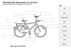 Impressive Werkblad Groep 4 Herfst that you must know, You're in good company if you're looking for Werkblad Groep 4 Herfst Middle School Activities, Preschool Activities, Bicycle Crafts, Learn Dutch, Educational Crafts, Good Company, About Me Blog, Teaching, Honey