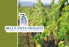 NOW BUILDING Bella Vista Heights a Pahlisch Homes Community  Medford, Oregon.  This unique town boasts of an active culture that includes live theater - most notably the annual Shakespeare festival that attracts fans nationwide.  Residents and visitors also have a long list of regional wineries and vineyards to visit, public parks to stroll through, exceptional restaurants to delight in and spas and recreation to relax and unwind.