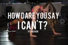 I CAN AND I WILL! Read this article to learn how to build muscle #EliteGreatness