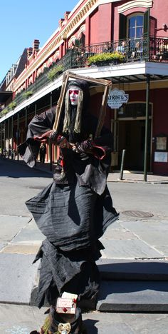 Voodoo Gift Shop Bourbon Street New Orleans New