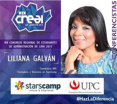 XIX Congreso Regional de Estudiantes de Administración de Lima - LIMA 2015 :: http://www.creal.apeca.pe/ - https://www.facebook.com/crealimape