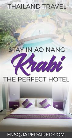 The L Resort Krabi, A Great Stay In Ao Nang | enSquaredAired