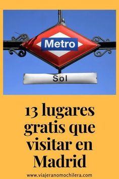 13 sitios turísticos en Madrid gratis - Funny Tutorial and Ideas Foto Madrid, Madrid Barcelona, Travel And Leisure, Travel Tips, Best Hotels In Madrid, Places To Travel, Places To Visit, Visit Madrid, Madrid Travel
