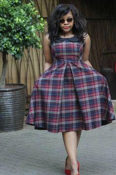 Scotch dress