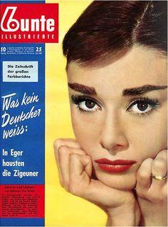 1957: Audrey Hepburn