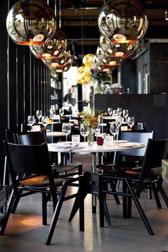 The Dock Kitchen, London..