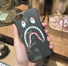 NEW Camo Bape Cases for iPhone Models