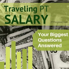 A traveling physical therapist salary can be 100% higher than the average therapist salary. Here is a guide to become a traveling physical therapist.