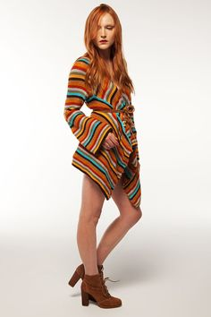 I want this! Multi Color Top / Tunic Redemption Handmade New by Wonderhand, $139.00