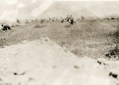 The assault began at dawn on April 1915 as wave after wave of British and Irish, French, Australian, New Zealand and Indian troops attacked heavily defended beaches, through barbed wire and raced up cliffs to attack enemies World War One, First World, Gallipoli Campaign, Ww1 History, Waves After Waves, Last Battle, No Mans Land, Anzac Day, British Soldier