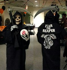 Fear the Reaper - Sons of Anarchy Halloween Costume