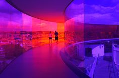 Rainbow Panorama - Olafur Eliasson #dansk #design - Loved by @denmarkhouse