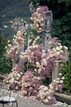 Lake Como Wedding, Dream Wedding, Italian Garden, Event Design, Cherry Blossom, Wedding Events, Backdrops, Wedding Flowers, Wedding Planning