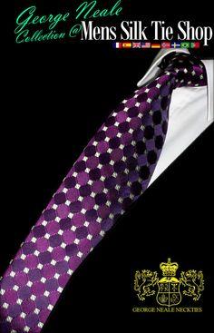mens ties designer mftm  Mens Silk Tie Shop design best silk ties online This beautiful purple tie  is for worldwide delivery Expensive silk ties discounted