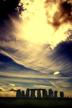 Return to Stonehenge by * Garron Nicholls *, via Flickr
