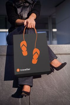 40 clever and creative shopping bag designs fabulous shopping rh pinterest com