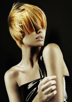 STYLING Model Hair ≈ :: Hair Dmitri Papas / Colour Justin Pace / Makeup Kylie O'Toole / Photography Andrew O'Toole