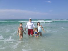 Destin And Fort Walton Beach Are Favorite Family Vacation Spots For People Looking Miles