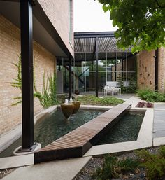 Second Stop: Doblin House designed by Valeria Dewalt Train Associates