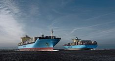 With 90 per cent of world trade transported by sea, commercial shipping plays a crucial role in the global economy. Shipping is undoubtedly considered the most sustainable means of trans. Merchant Navy, Merchant Marine, Lion Live Wallpaper, Maersk Line, Construction, Armada, World Trade, Global Economy, Sea And Ocean
