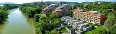 BRATISLAVA | Projects and Construction Updates XXII | 2016 - SkyscraperCity Bratislava, Construction, Gardens, Interiors, Decoration, Water, Projects, Outdoor, Building