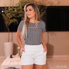 Cute Summer Outfits, Short Outfits, Classy Outfits, Spring Outfits, Casual Outfits, Fashion Outfits, Womens Fashion, Chor, Summer Trends