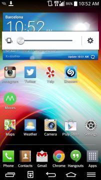 How To View Call Logs - LG G Pro 2. #lg #lggpro2