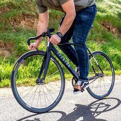 Single Speed Mountain Bike, Mountain Biking, Bike Kit, Fixed Gear Bike, Best Build, Bike Rider, Front Brakes, Street Bikes, Road Bike