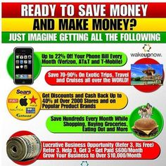 manage, save and make your money work for you! For more information email gydsinc@yahoo.com