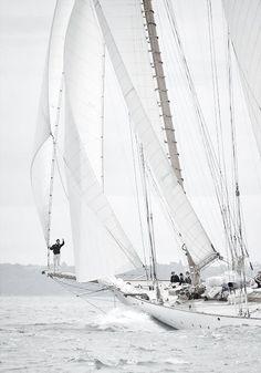 #yachting #sailing