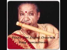 ♫Pandit Hari Prasad Chaurasia - Raag Hamsadhwani  Like us on Facebook: http://www.facebook.com/WeGotGuru/
