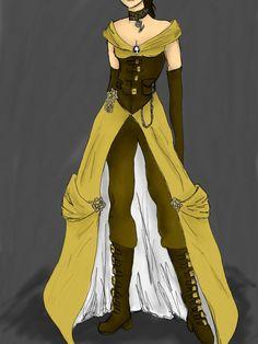 ... Punk Belle ... Steampunk Belle