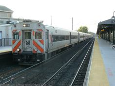 Commuter Train, Buses, New Jersey, Trains, Busses, Train