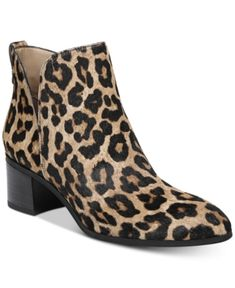 Ready to wear Leopard Shoes? From Leopard Shoes In Flats to Leopard Shoes In Pumps, find it all at Macy's. Booties Outfit, Leopard Ankle Boots, Ankle Booties, Mark Twain, Steve Madden, Biker, Minimalist Shoes, Fashion Boots, Fall Fashion