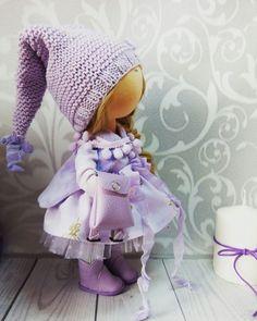 Фотографии  Интерьерные текстильные куклы с душой – 16 альбомов