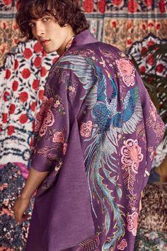 Roberto Cavalli Spring 2017 Menswear Collection Photos - Vogue