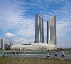 Gallery of Sneak Peek: Zaha Hadid Architects' Nanjing International Youth Culture Center - 10
