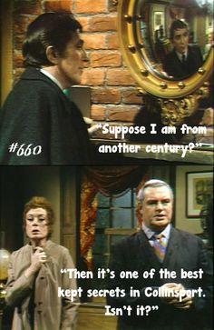 #660 Barnabas Collins Professor Stokes and Dr. Julia Hoffman Dark Shadows