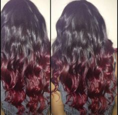 Hair extensions watch my new video on how to put hair in my how to red ombre diy on your hair private stock hair extensions pmusecretfo Images