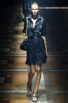 Vogue.com | Ready To Wear 2015 S/S Lanvin
