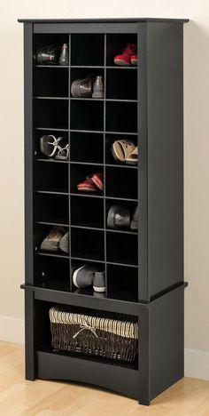 Tall Shoe Cubbie Cabinet ♥