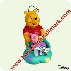 Another option for replacing Robbie's 1st Christmas one 2005 Babys First Christmas, Pooh