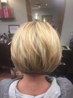 Stacked Haircuts, Short Layered Haircuts, Modern Haircuts, Popular Short Hairstyles, Creative Hairstyles, Short Hairstyles For Women, Edgy Bob Hairstyles, Braided Hairstyles, Simple Hairstyles